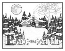 Peace On Earth - by Greg Webb